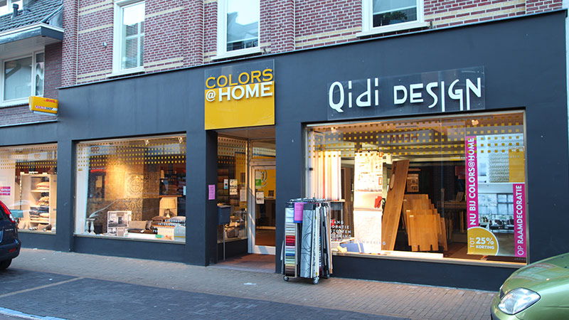 Colors@Home Qidi Design